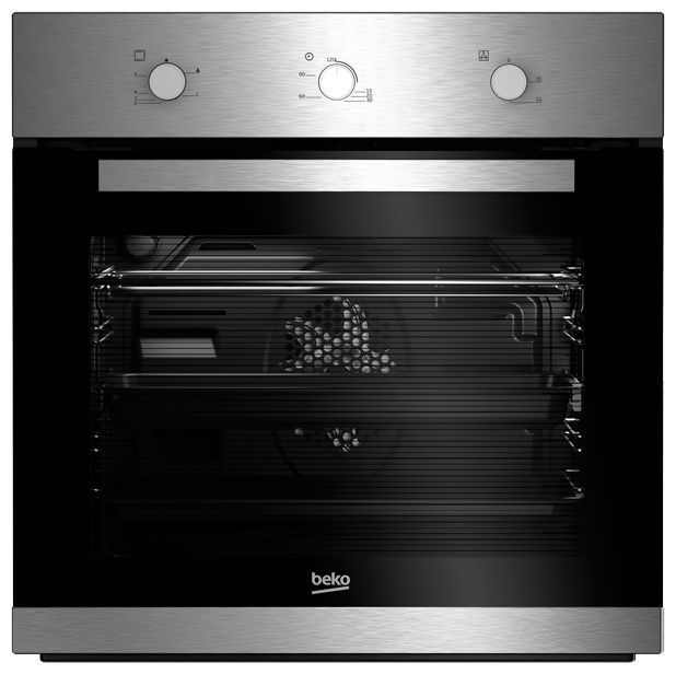 BEKO 66L Built-In Gas Oven (BIG 22100 X)