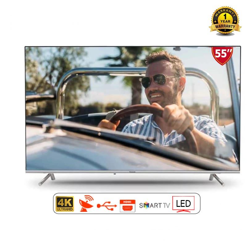 Panasonic 55 Inches Smart 4K Ultra HD LED TV