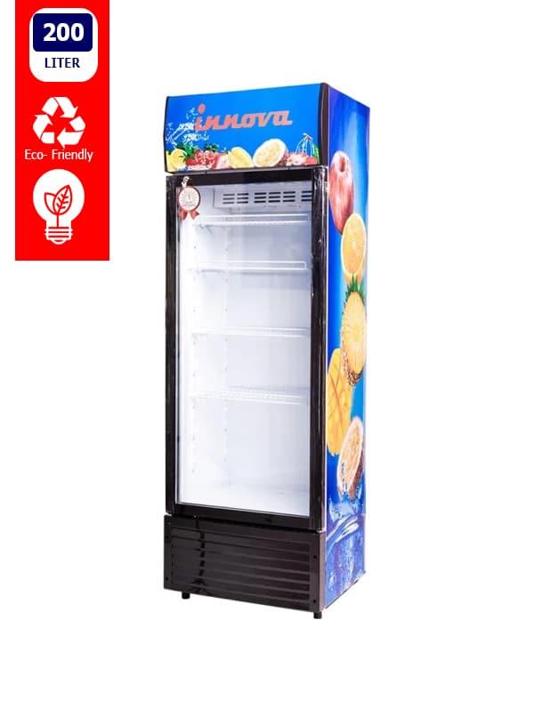 Innova-display-fridge-200-Liter-I-25