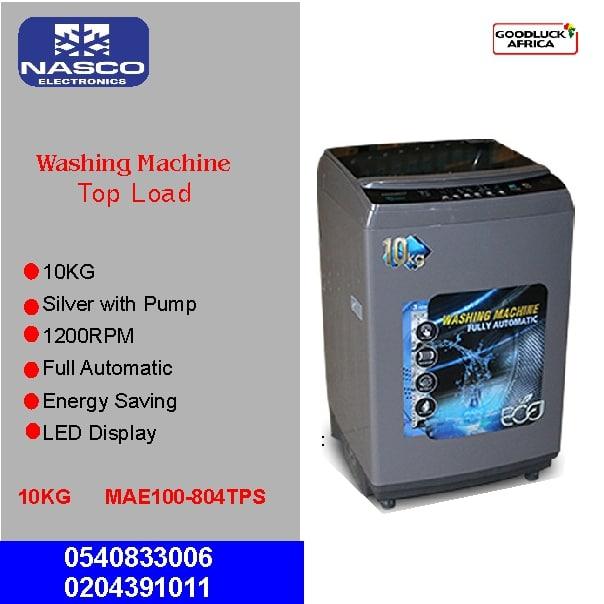 NASCO 10kg full automatic